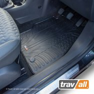 Rubber Mats for Corsa 5 Door Hatchback E 2014 ->