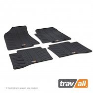 Rubber Mats for Rio 5 Door Hatchback 2011 - 2017