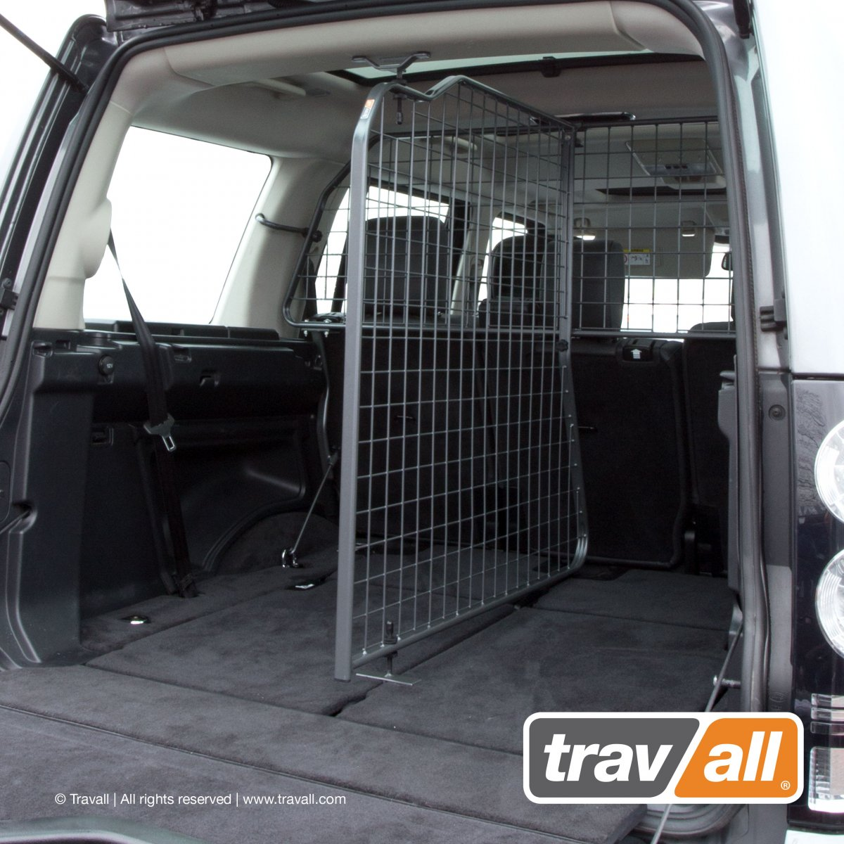 Travall® DIVIDER for Land Rover Discovery 3/4 / LR 3/4 (2004-2016)