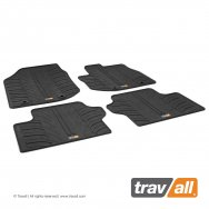 Rubber Mats for Jazz 2007 - 2011