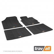 Rubber Mats for Yaris 5 Door 2010 - 2014