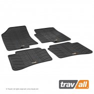 Rubber Mats for i20 5 Door Hatchback 2014 ->
