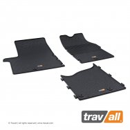 Rubber Mats for Vivaro X82 2014 ->