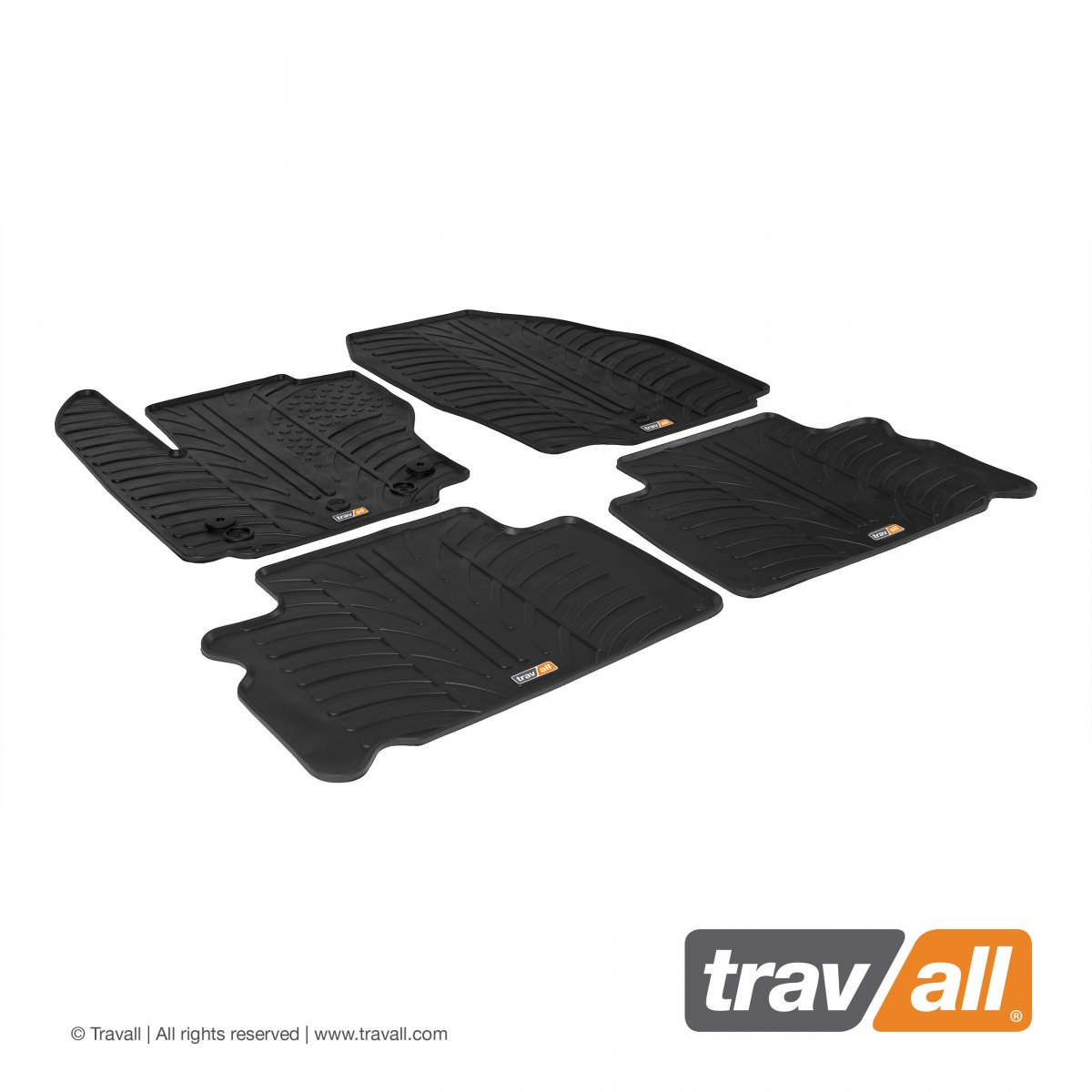 Travall® MATS for Ford Galaxy/S-Max (2010-2015)