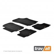 Rubber Mats for Mii 3 Door Hatchback 2011 ->