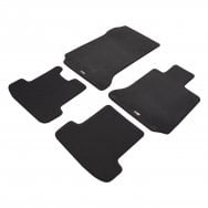 Carpet mats for E-Class Coupé C207 2009 - 2013