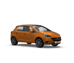 Corsa 5 Door Hatchback 2014 - 2019