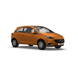 Corsa 3 Door Hatchback 2014 - 2019