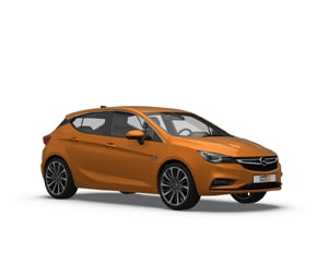 Astra 5 Door Hatchback K 2015 ->