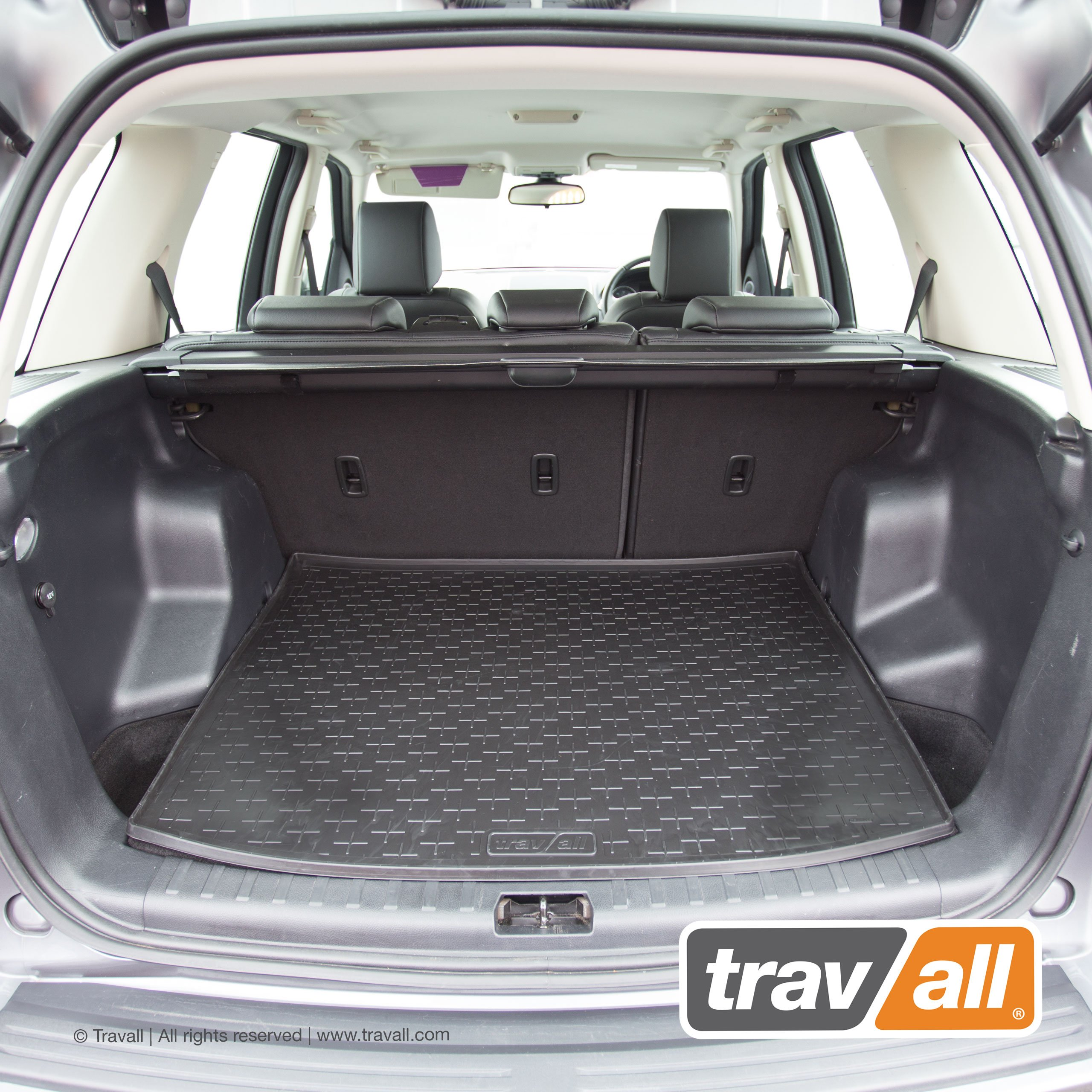 Boot Mat Liner For Land Rover Freelander 2 2007