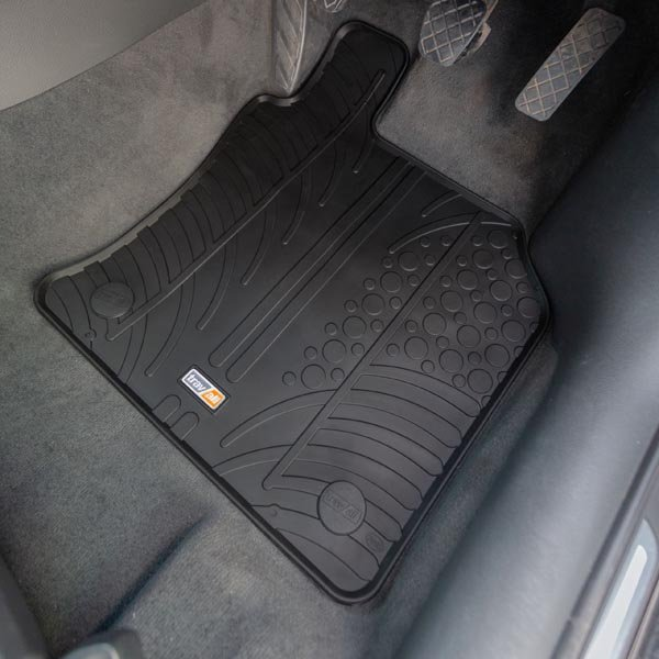 Travall® Mats for Audi A3 3 Door (2012 >) / A3/S3 Saloon (2013-2016) / A3/S3 Sportback/E-Tron (2016 >) / RS3 Sportback (2015-2015)