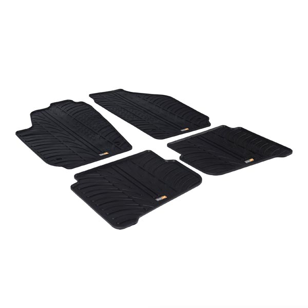 Travall® Mats for Volkswagen Polo Hatchback / SEAT Cordoba Saloon (2002-2009) / Ibiza Hatchback (2002-2008)