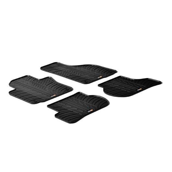 Travall® Mats for Volkswagen Golf Hatchback (2003-2012) / Estate (2007-2013) / Jetta Saloon (2005-2011)/Sportwagen (2005-2015) / Rabbit Hatchback (2006-2008) / Scirocco (2008 >)
