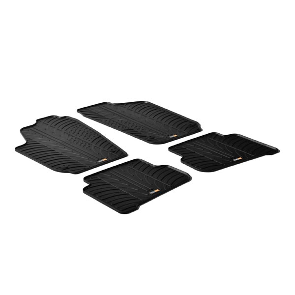 Travall® Mats for Volkswagen Polo (2009-2017)