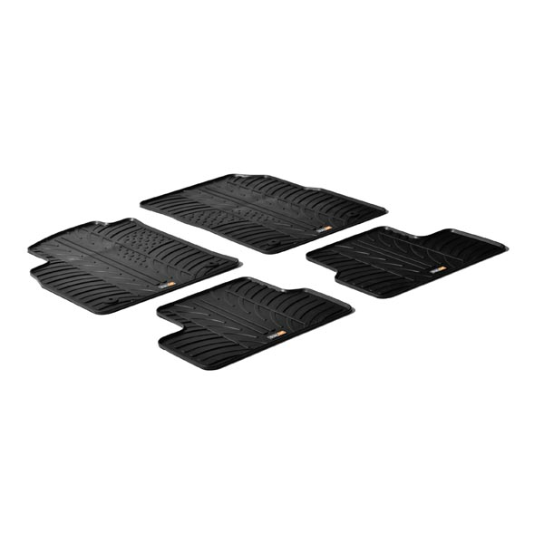 Travall® Mats for Opel/Vauxhall Astra 5 Door Hatchback/Sports Tourer (2009-2015)
