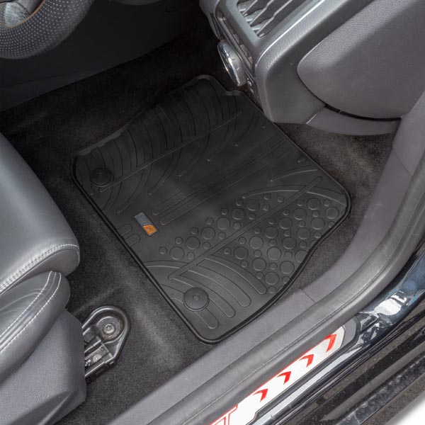 Travall® Mats for Ford Focus 5 Door Hatchback/Estate (2010-2014) / ST (2012-2014)