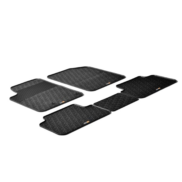 Travall® Mats for Citroen Berlingo Multispace / Peugeot Partner Tepee (2002-2008)