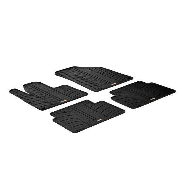 Travall® Mats for Citroen C5 Saloon (2007-2016) / Tourer (2007 >)