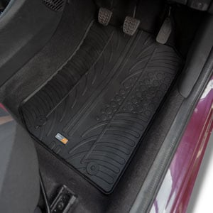 Travall® Mats for Peugeot 108 / Citroen C1 / Toyota Aygo (2014 >)