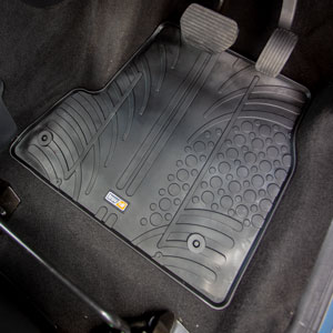 Travall® Mats for Citroen Berlingo Multispace / Peugeot Partner Tepee (2008 >)
