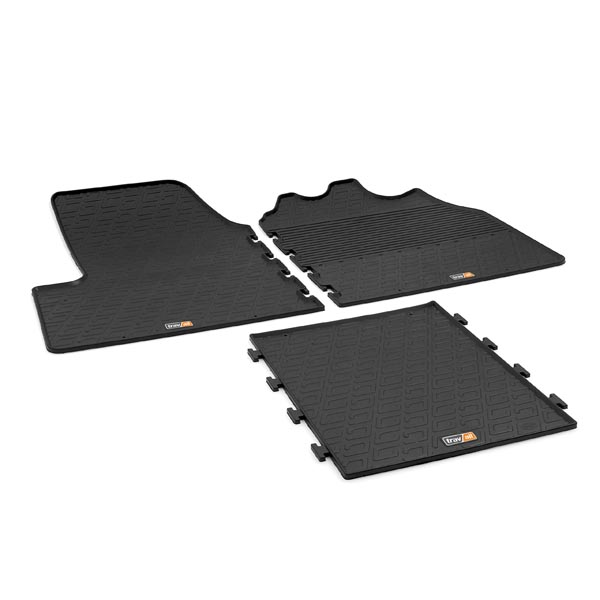Travall® Mats for Citroen Relay / Peugeot Boxer (2014 >) / Fiat Ducato (2014-2016)