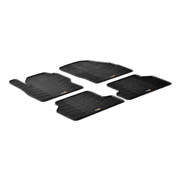 Travall® Mats for Ford Focus Estate/Hatchback (2005-2010) / Saloon (2004-2010)
