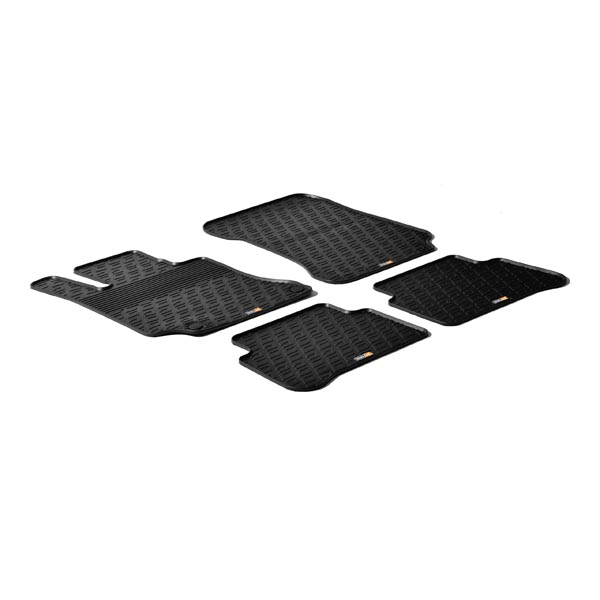 Travall® Mats for Mercedes Benz E-Class (2009-2013)