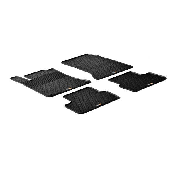 Travall® Mats for Mercedes Benz A-Class 5 Door (2012 >) / B-Class (2011 >) / CLA Shooting Brake/CLA 45 AMG (2015 >) / CLA (2013-2016) / A 45 AMG (2013-2018) /GLA/GLA 45 AMG (2013 >)