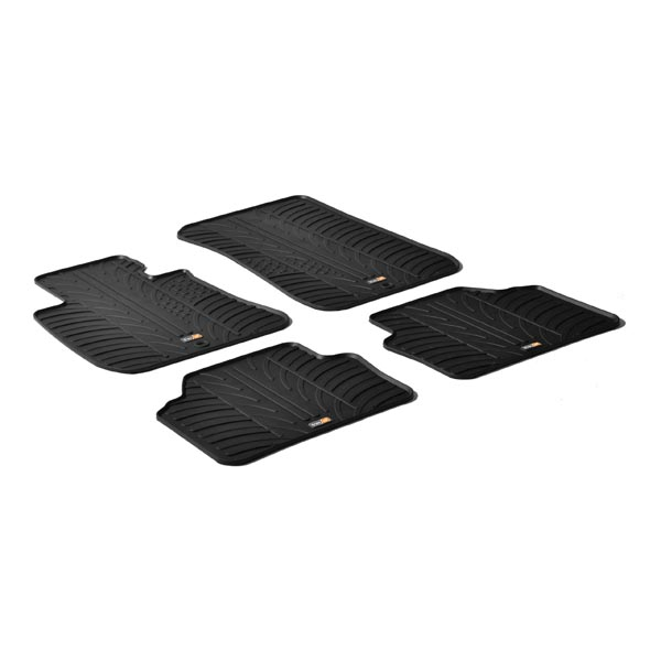 Travall® Mats for BMW 3 Series Saloon/Touring (2005-2012) / M3 Saloon (2007-2011)