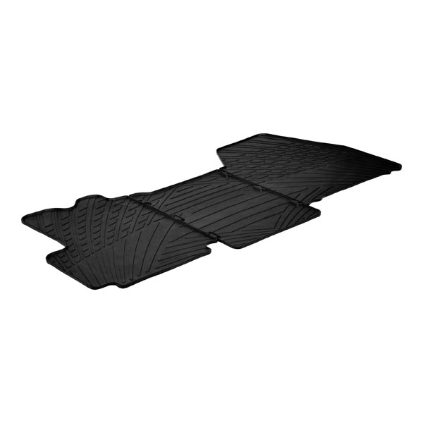 Travall® Mats for Citroen Relay / Peugeot Boxer (2006 >) / Fiat Ducato (2006-2016)