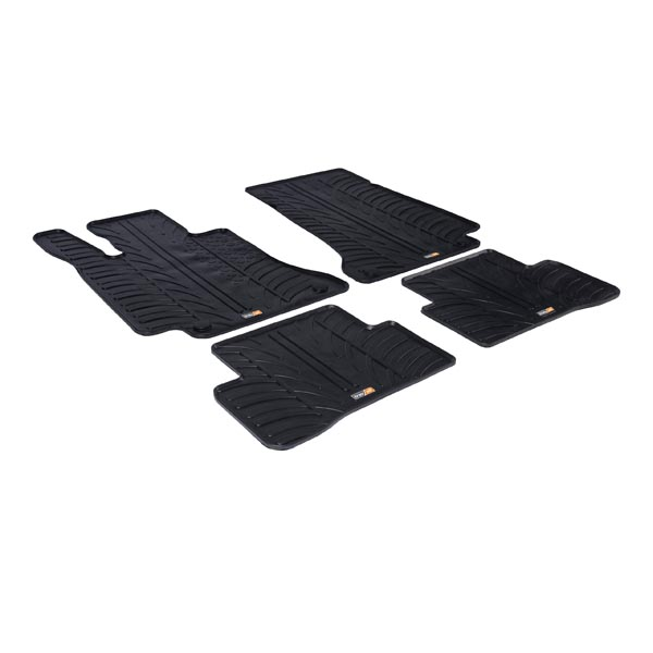 Travall® Mats for Mercedes Benz C-Class Estate/Saloon (2014-2018)