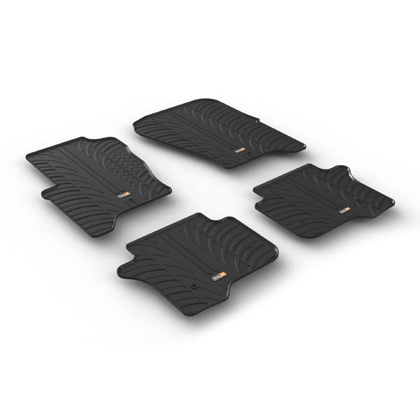Travall® Mats for Land Rover Discovery 4 (2009-2016)