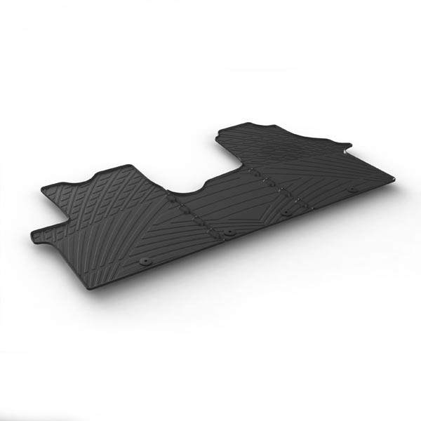 Travall® Mats for Opel Vivaro X82 2014 ->