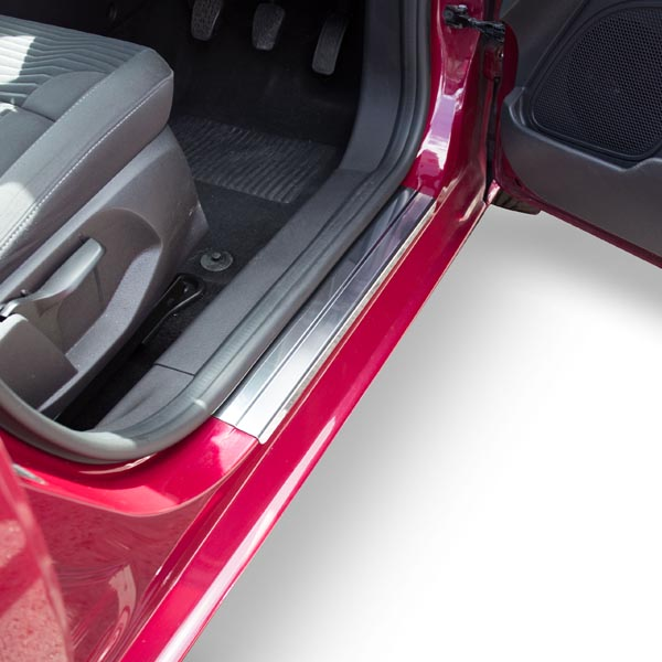 Travall® Sillguards for Ford Fiesta 5 Door Hatchback (2008 >)