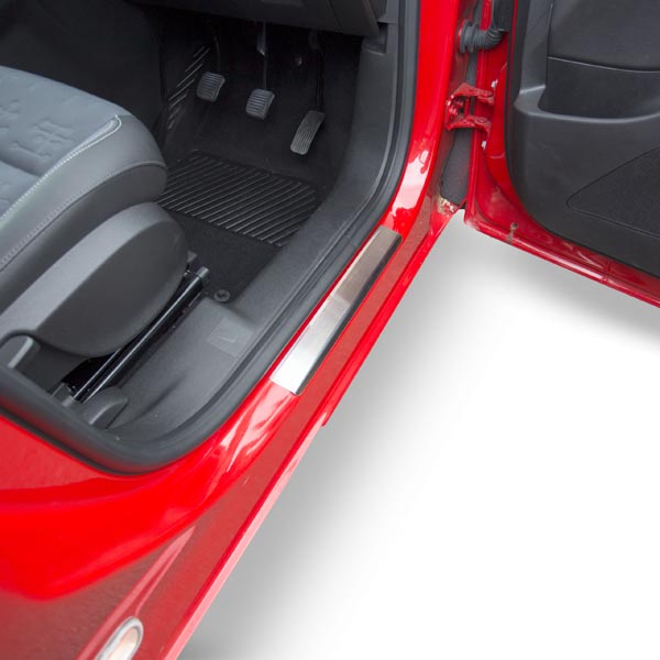 Travall® Sillguards for Opel Meriva (2010 >) / Vauxhall Meriva (2009 >)
