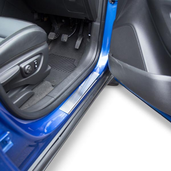 Travall® Sillguards for Opel/Vauxhall Mokka / Chevrolet Trax (2012 >)