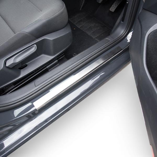 Travall® Sillguards for Volkswagen Golf 5 Door Hatchback (2003-2012)
